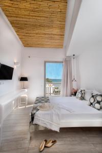 Thomais Studios, Apartmány  Naxos Chora - big - 158