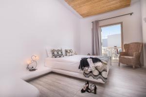 Thomais Studios, Apartmány  Naxos Chora - big - 168