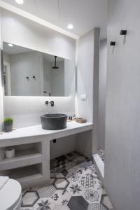 Thomais Studios, Appartamenti  Naxos Chora - big - 160