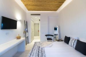 Thomais Studios, Appartamenti  Naxos Chora - big - 109