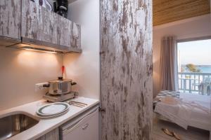 Thomais Studios, Appartamenti  Naxos Chora - big - 114