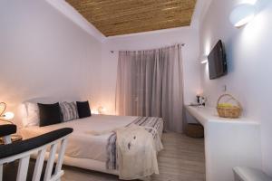 Thomais Studios, Apartmány  Naxos Chora - big - 58
