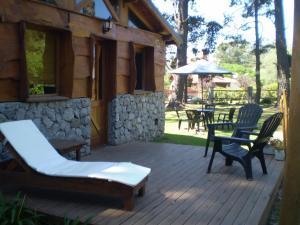Altos del Bosque, Holiday homes  Mar del Plata - big - 14