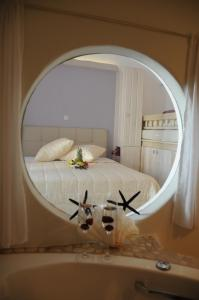 Starlight Luxury Studios, Apartments  Mýkonos City - big - 19