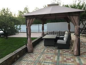 Guesthouse Saksonia, Pensionen  Goryachiy Klyuch - big - 56
