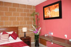 Hotel Boutique La Herencia, Hotely  Tequisquiapan - big - 83