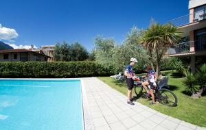 Sport and Relax Hotel Holiday, Hotels  Nago-Torbole - big - 27