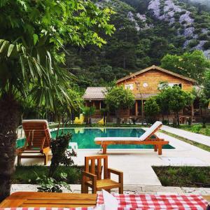 Sedir Palas Hotel, Чиралы