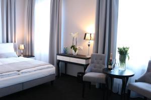 Hotel Villa Casino - Alt Tucheband