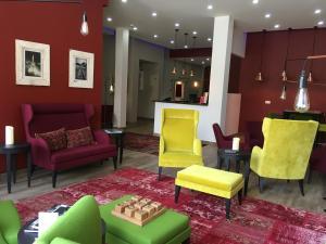 Hotel Fleur-de-Lys, Szállodák  La Chaux-de-Fonds - big - 21