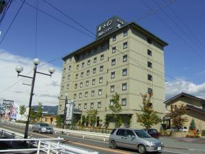 Auberges de jeunesse - Hotel Route-Inn Suwa Inter