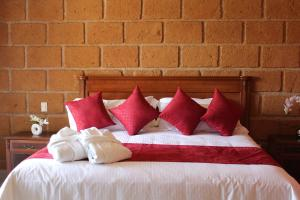 Hotel Boutique La Herencia, Hotely  Tequisquiapan - big - 82