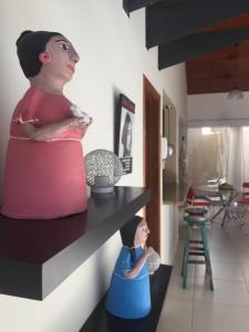 Madre Natura, Apartments  Asuncion - big - 293