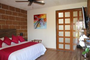 Hotel Boutique La Herencia, Hotely  Tequisquiapan - big - 72