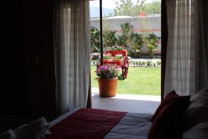 Hotel Boutique La Herencia, Hotely  Tequisquiapan - big - 81
