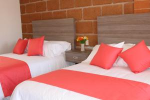 Hotel Boutique La Herencia, Hotely  Tequisquiapan - big - 69