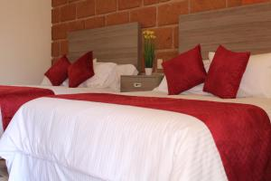 Hotel Boutique La Herencia, Hotely  Tequisquiapan - big - 68