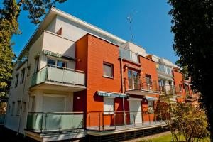 BlueApart Apartamenty Jurata