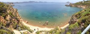 Patmos Garden Sea