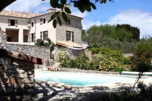 Accommodation in Orgnac-l'Aven