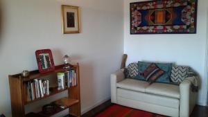 Balcony into Buceo Beach, Ferienwohnungen  Montevideo - big - 21