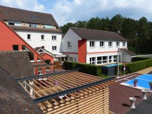 Hotel Arbor Auberge de Mulsanne Le Mans Sud