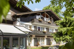 H+ Hotel Alpina Garmisch-Partenkirchen, Hotels  Garmisch-Partenkirchen - big - 37