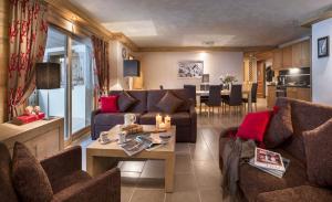 CGH Résidences & Spas Les Chalets de Léana - Hotel - Les Carroz