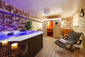 Wellness Apartmány Andrea, Appartamenti  Zdíkov - big - 1