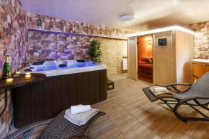 Wellness Apartmány Andrea, Apartments  Zdíkov - big - 51