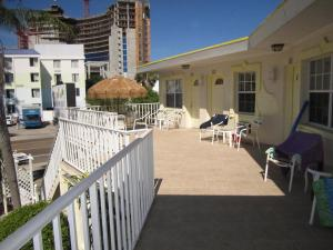 Sands Point Motel, Motely  Clearwater Beach - big - 7