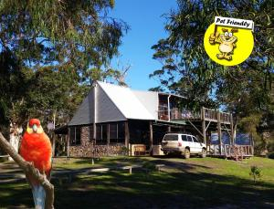Wolfes Landing Eco Stay