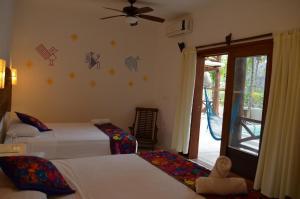 Hotel Casa Iguana Holbox, Hotel  Isola Holbox - big - 33