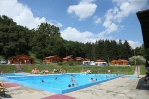 Hotel Eurocamping Bojkovice Bojkovice Česko