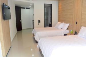 Hotel El Alba, Отели  Кали - big - 12