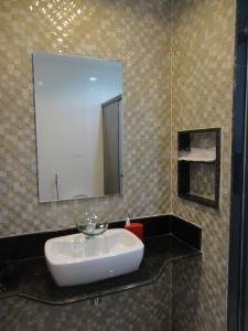 Real Residence Apart-hotel Copacabana, Апарт-отели  Рио-де-Жанейро - big - 41