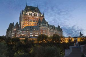 Fairmont Le Chateau Frontenac - Hotel - Quebec City