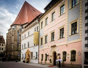Romantik Hotel Deutsches Haus - Pirna