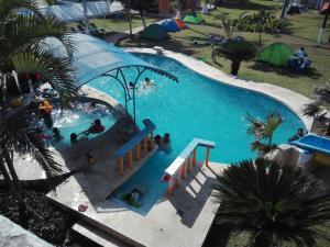Hotel y Balneario Playa San Pablo, Отели  Монте-Гордо - big - 52