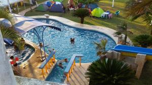 Hotel y Balneario Playa San Pablo, Отели  Монте-Гордо - big - 57