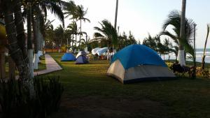 Hotel y Balneario Playa San Pablo, Отели  Монте-Гордо - big - 58
