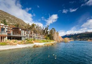 Hilton Queenstown Resort & Spa - Accommodation - Queenstown