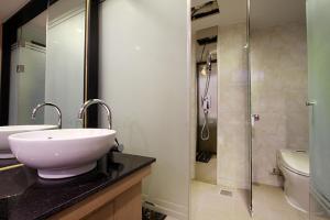 Suwon Orsay Business Hotel, Hotely  Suwon - big - 122