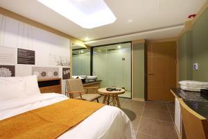Suwon Orsay Business Hotel, Hotely  Suwon - big - 113