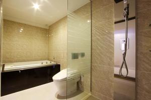 Suwon Orsay Business Hotel, Hotely  Suwon - big - 119