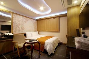 Suwon Orsay Business Hotel, Hotely  Suwon - big - 105