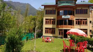 Auberges de jeunesse - Hotel Green Heaven