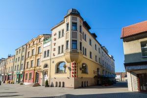 Accommodation in Bartoszyce