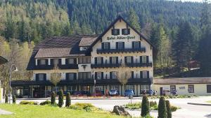 Hotel Adler Post, Hotel  Baiersbronn - big - 1