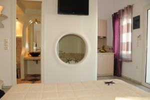 Starlight Luxury Studios, Apartments  Mýkonos City - big - 26